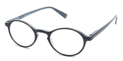 Johnny Depp look-alike reading glasses